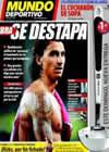 Portada Mundo Deportivo del 2 de Septiembre de 2009