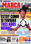 Portada diario Marca del 3 de Septiembre de 2009