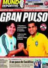Portada Mundo Deportivo del 5 de Septiembre de 2009