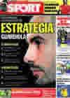 Portada diario Sport del 7 de Septiembre de 2009