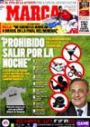 Portada diario Marca del 8 de Septiembre de 2009