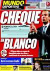 Portada Mundo Deportivo del 8 de Septiembre de 2009