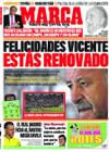 Portada diario Marca del 9 de Septiembre de 2009