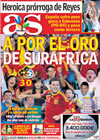 Portada diario AS del 10 de Septiembre de 2009