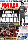 Portada diario Marca del 10 de Septiembre de 2009