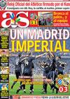 Portada diario AS del 13 de Septiembre de 2009