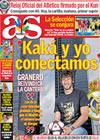 Portada diario AS del 14 de Septiembre de 2009