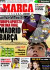 Portada diario Marca del 15 de Septiembre de 2009