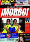 Portada Mundo Deportivo del 15 de Septiembre de 2009