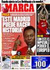 Portada diario Marca del 18 de Septiembre de 2009