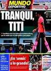 Portada Mundo Deportivo del 18 de Septiembre de 2009