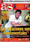 Portada diario AS del 19 de Septiembre de 2009