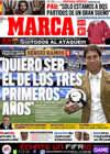 Portada diario Marca del 19 de Septiembre de 2009