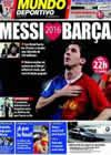Portada Mundo Deportivo del 19 de Septiembre de 2009