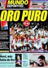 Portada Mundo Deportivo del 21 de Septiembre de 2009
