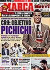Portada diario Marca del 22 de Septiembre de 2009