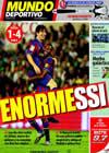 Portada Mundo Deportivo del 23 de Septiembre de 2009