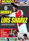 Portada Mundo Deportivo del 24 de Septiembre de 2009