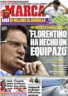 Portada diario Marca del 26 de Septiembre de 2009