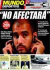 Portada Mundo Deportivo del 26 de Septiembre de 2009