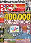 Portada diario AS del 28 de Septiembre de 2009