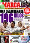 Portada diario Marca del 30 de Septiembre de 2009