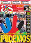 Portada diario AS del 2 de Octubre de 2009