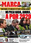 Portada diario Marca del 3 de Octubre de 2009