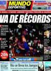 Portada Mundo Deportivo del 3 de Octubre de 2009