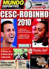 Portada Mundo Deportivo del 7 de Octubre de 2009