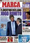 Portada diario Marca del 8 de Octubre de 2009