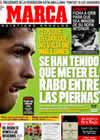 Portada diario Marca del 10 de Octubre de 2009