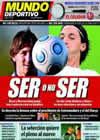 Portada Mundo Deportivo del 10 de Octubre de 2009