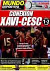 Portada Mundo Deportivo del 11 de Octubre de 2009