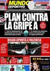 Portada Mundo Deportivo del 13 de Octubre de 2009