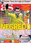 Portada diario AS del 15 de Octubre de 2009