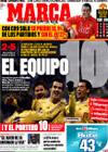 Portada diario Marca del 15 de Octubre de 2009