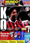 Portada Mundo Deportivo del 22 de Octubre de 2009