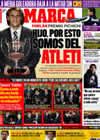Portada diario Marca del 27 de Octubre de 2009