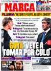 Portada diario Marca del 29 de Octubre de 2009