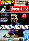 Portada Mundo Deportivo del 29 de Octubre de 2009