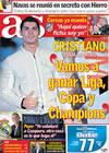 Portada diario AS del 30 de Octubre de 2009