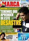 Portada diario Marca del 30 de Octubre de 2009