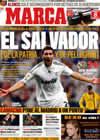 Portada diario Marca del 1 de Noviembre de 2009