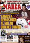 Portada diario Marca del 2 de Noviembre de 2009