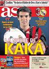 Portada diario AS del 3 de Noviembre de 2009