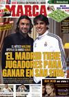 Portada diario Marca del 3 de Noviembre de 2009