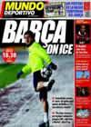 Portada Mundo Deportivo del 4 de Noviembre de 2009