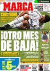 Portada diario Marca del 5 de Noviembre de 2009