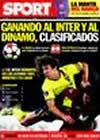 Portada diario Sport del 5 de Noviembre de 2009